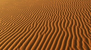 Stock Video Footage of Sand Etched Landscape