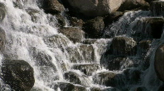Waterfall series One -  5 of 15 Stock Footage