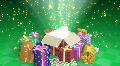Gift Present Open2-AC HD HD Footage