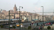 Stock Video Footage of Istanbul Light Rail