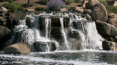 Waterfall series One - 1 of 15 Stock Footage