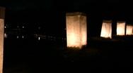 Luminaries Stock Footage