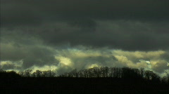 Storm Clouds 464 Stock Footage