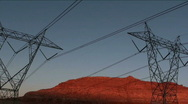 Electric Red  Stock Footage