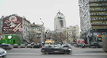 HD1080p New Arbat Street Moscow City Footage