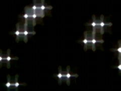 Blinking LED Light Sequencer 13 Stock Footage