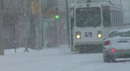 Septa Trolley Stock Footage