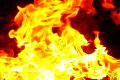 Fire HS 17 Slow Motion 7x Loop Footage