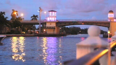 Boating South Florida Intracoastal #4 Stock Footage