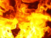 Fire HSX 03 Slow Motion 140x Stock Footage