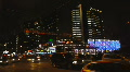 HD1080p Moscow by night - City Traffic HD Footage