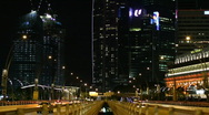 Stock Video Footage of Singapore Cityscape