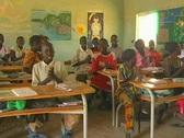 Stock Video Footage of Senegal School 21