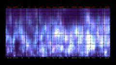 AudioArouraPJPEG Stock Footage