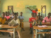 Senegal School 19 Stock Footage