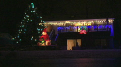 Holiday Decorations 19 Stock Footage