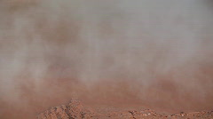 Geysers, volcano Stock Footage