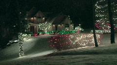 Holiday Decorations 20 Stock Footage