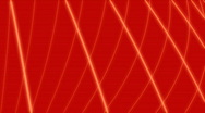 Stock Video Footage of Rotation of the luminous lines (red)