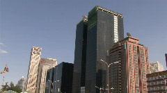 Beijing city2 Stock Footage