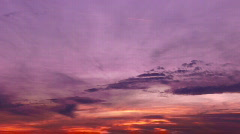 Sunset Time Lapse HS 03 10x Stock Footage
