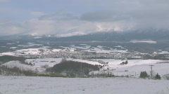 Hokkaido Stock Footage