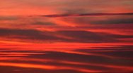 Sunset SD Time Lapse 05 20x VJ  Loop Stock Footage