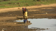 Stock Video Footage of africa water