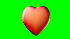 Heart beat Stock Footage