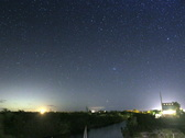 Stock Video Footage of Stars Time Lapse