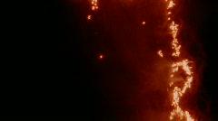 Fire Wipe - FIRE018HD - stock footage