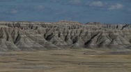 Badlands 03 Stock Footage