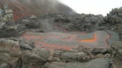 active lava flow, danger close, #4 - stock footage