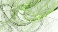 Green smoke seamless Stock Footage