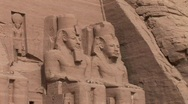 Stock Video Footage of Abu Simbel