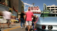 Hot Rod Show timelapse HD 02 Stock Footage