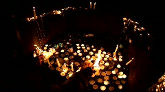 Praying with Rabbi Mamo Shalita Stock Footage