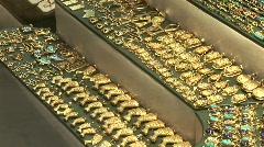 Jeweler Stock Footage