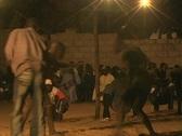 Stock Video Footage of Senegal Wrestling 13