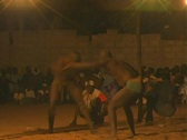 Senegal Wrestling 12 Stock Footage
