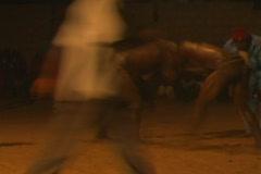 Senegal Wrestling 6 Stock Footage