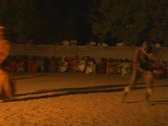 Senegal Wrestling 5 Stock Footage