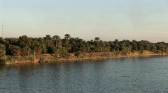 Nile in Egypt - stock footage
