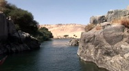 Nile in Egypt Stock Footage