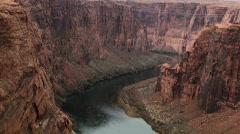 Glen Canyon Dam 4 Stock Footage