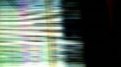 Broken Cracked LCD Screen Stock Footage