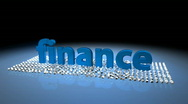 Stock Video Footage of Finance, Money, Currency, Banking - Animated Title 02 (HD)