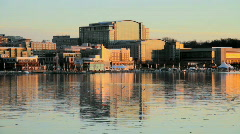 National Harbor, Maryland  - stock footage