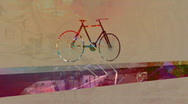 Bicycle Stock Footage