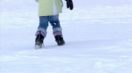 Winter Fun 1300 Stock Footage